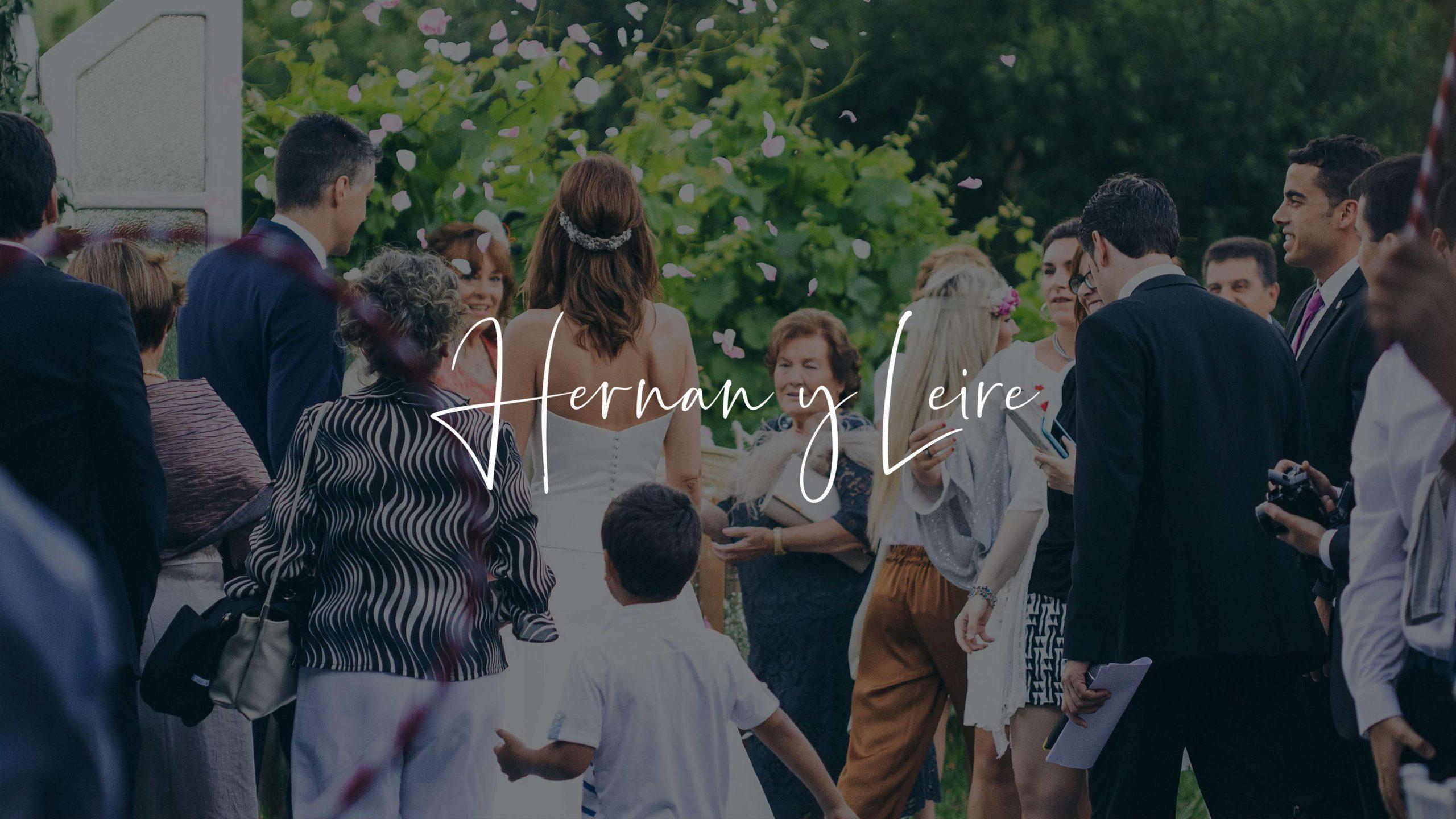 HERNAN Y LEIRE