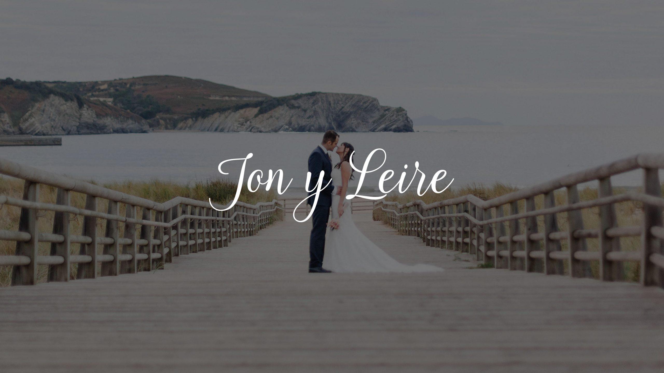 JON Y LEIRE