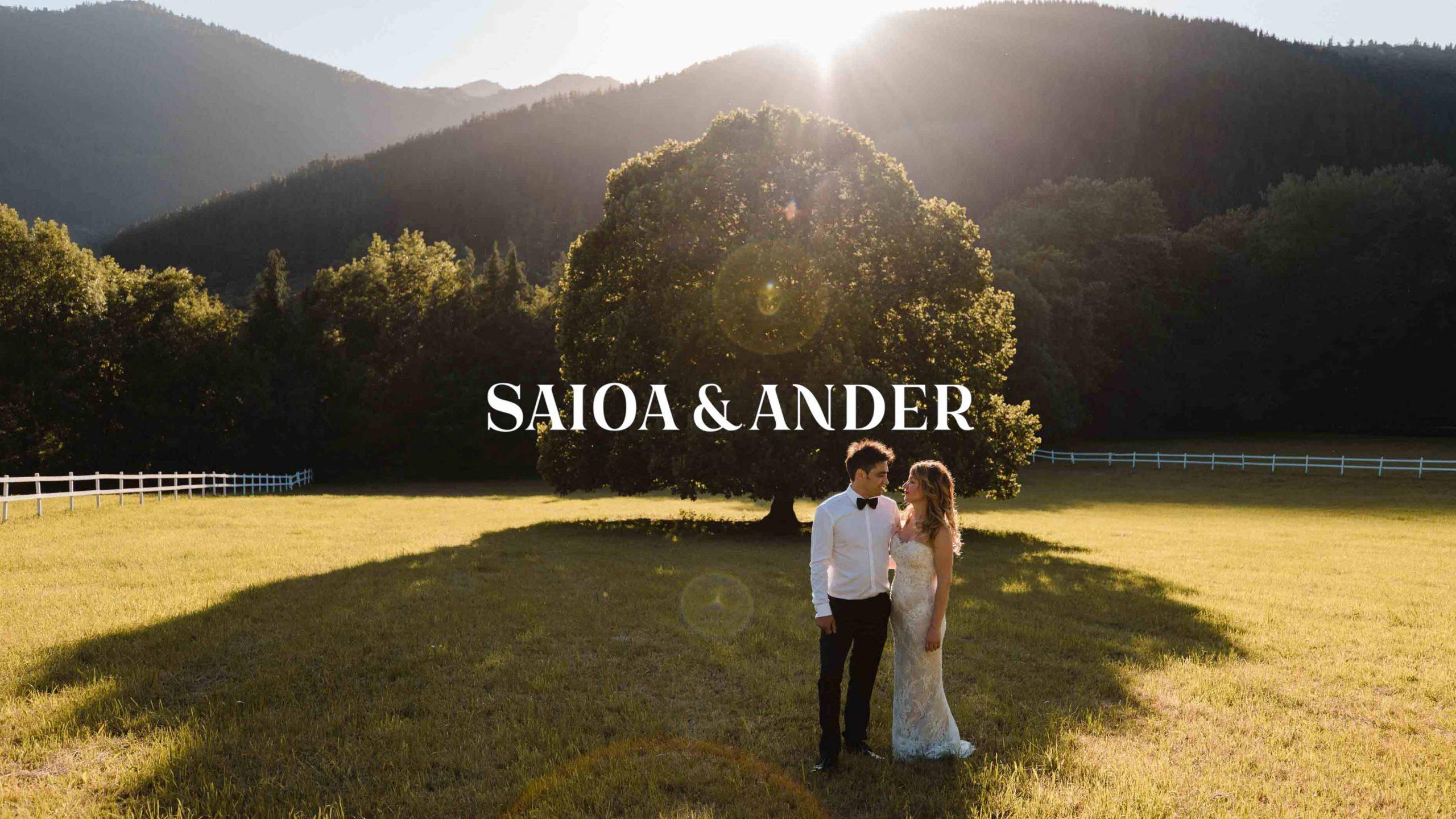 SAIOA & ANDER PORTADA